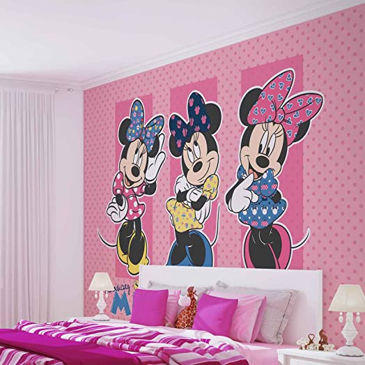 Disney Minnie Mouse   Photo Wallpaper   Wall Mural   Giant Wall Poster    XXL   Part 41