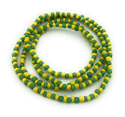 Amazoncom Collar De Orula Santeria Orisha Eleke Collares Other