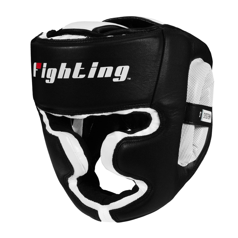 入園入学祝い Fighting Fighting Sports s2ジェルフルトレーニングHeadgear Regular Sports ブラック/ホワイト Regular B00A7BS2GG, ベジフルプラザ:20bf99fb --- a0267596.xsph.ru