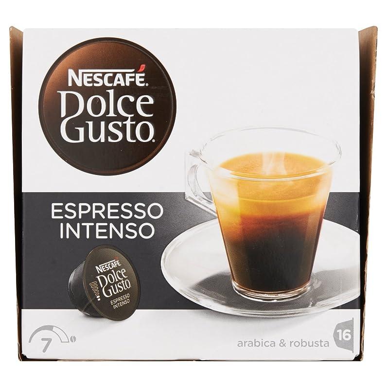 Nescafé Dolce Gusto Espresso Intenso - 48 capsules (Lot de 3X16 ...