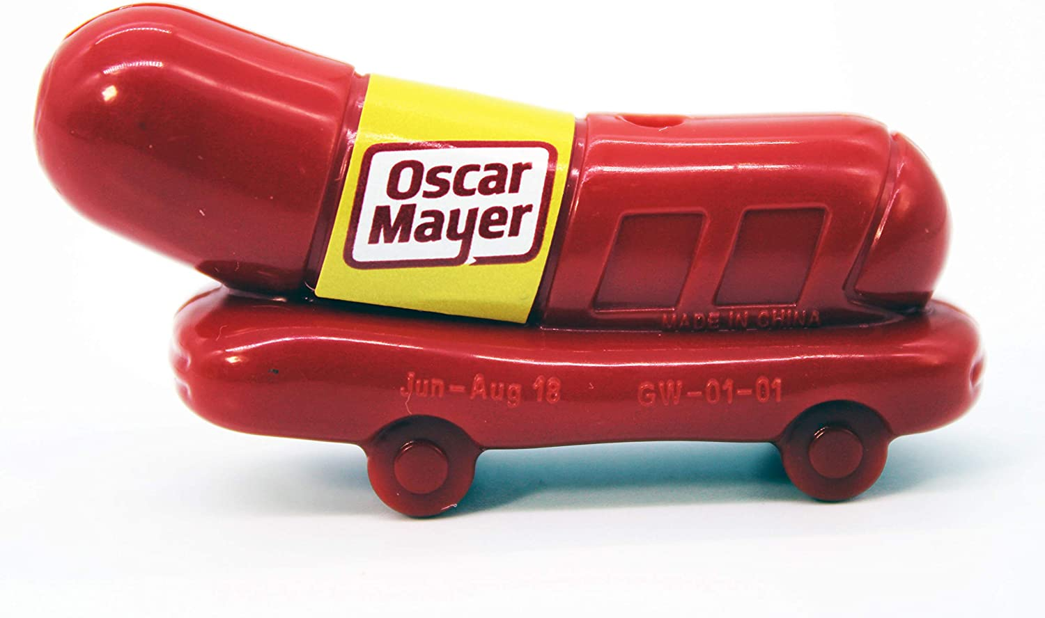 Oscar Mayer Weiner Whistle New in Package /& Ships Free