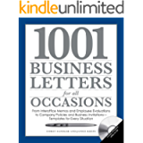 1001 Business Letters for All Occasions: From Interoffice Memos and Employee Evaluations to Company Policies and…