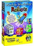 Creativity for Kids Wind Up Workshop Robots