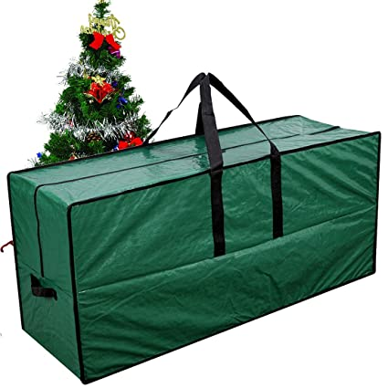 Com Welove Christmas Tree Storage Bag Perfect Heavy Duty Or Decorations Container Green 65 X15 X30 Home