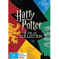 Harry Potter: 8-Film HP LTD (DVD)