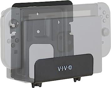 VIVO Negro Soporte Ajustable Diseñado Nintendo Switch Hardware ...