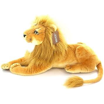 Amazon Com Jesonn Stuffed Animals Toys Lion Plush 22 5 Inches