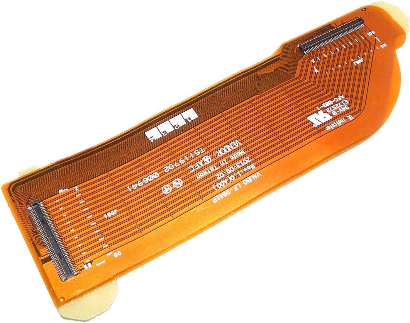 New IO Board FPC Flex Cable Replacement for Dell XPS 15 9530 Precision M3800 K036W 0K036W LF-9941P