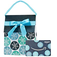 Winter Snowflake Gift Bag