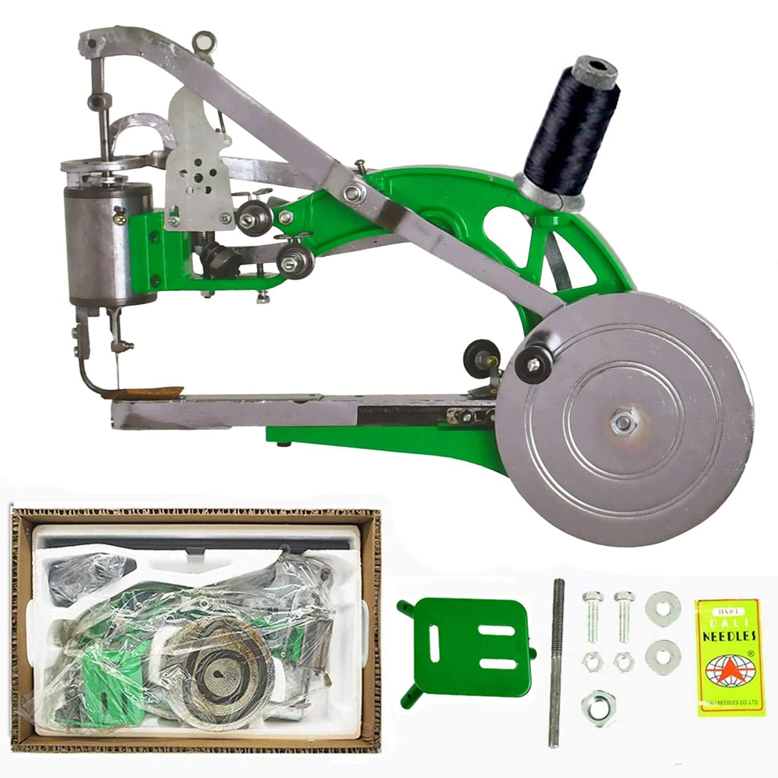 Hand Cobbler Shoe Repair Machine Dual Cotton Nylon Line Sewing Cloth Leather