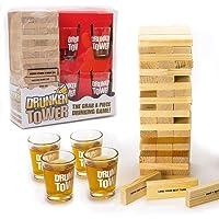 Original Cup - Drunken Tower Juego de Alcohol