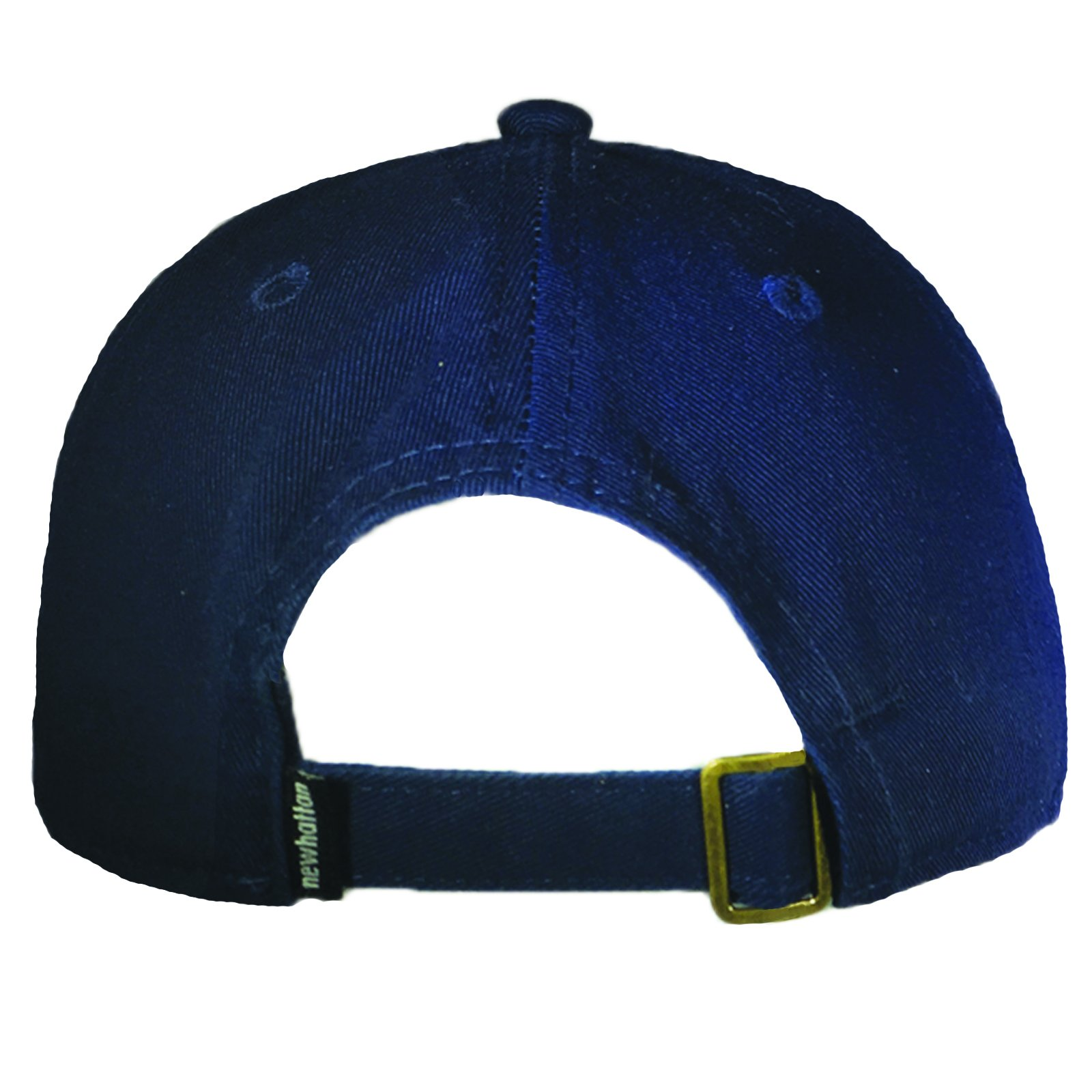 Tiny Expressions Toddler Boys' and Girls' Navy Embroidered Initial Baseball Hat Monogrammed Cap (Z, 2-6yrs) by Tiny Expressions (Image #2)