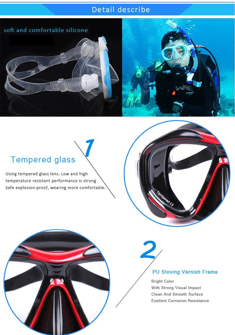 Amazon.com : Whale MK2600 Professional Large Frame Diving ...