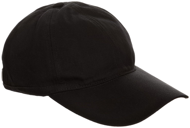DKNY Canvas Baseball Men s Hat Black Natural One Size  Amazon.co.uk   Clothing dcbcc2d59a6