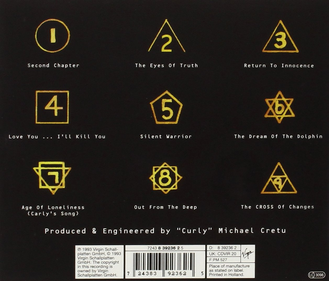 Enigma The Cross Of Changes Amazon Music