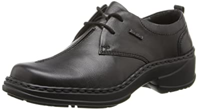 Josef Seibel Women's Trisha Oxford, Black Catania, 36 BR/5-6 M