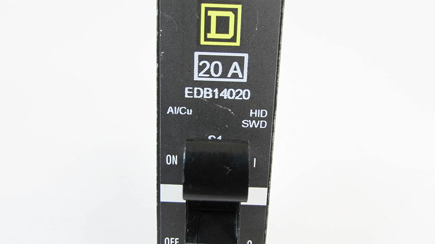 SQUARE D EH14020 N 20A 277V 1P NEW