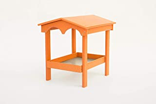 product image for DutchCrafters Amish Poly Covered Ground Feeder (Bright Orange)