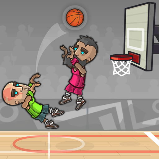Basketball Battle from DoubleTap Software