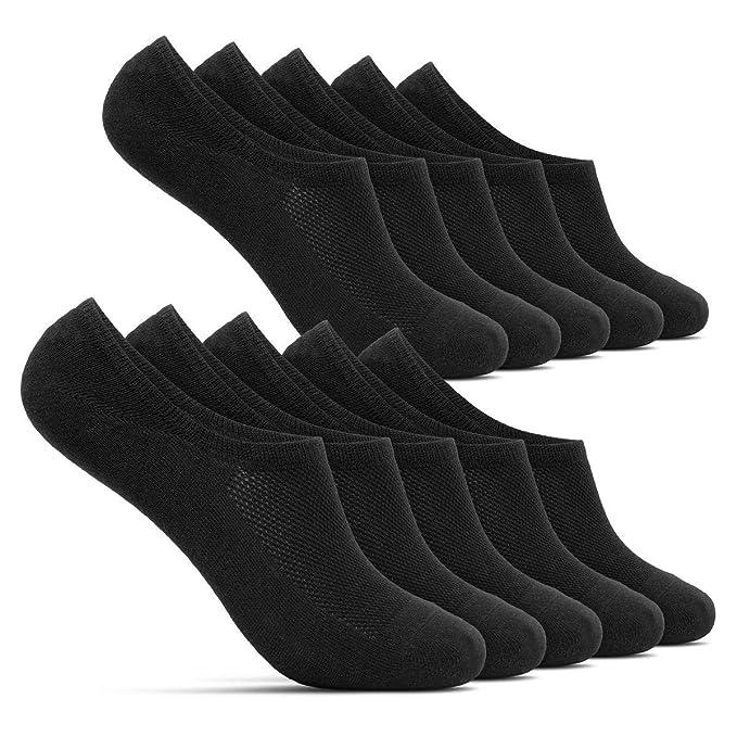 ROYALZ Sneaker Socken für Damen und Herren 10 Paar kurze unsichtbare Füßlinge bequem modern atmungsaktiv