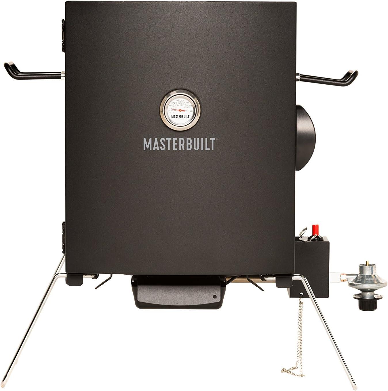 Masterbuilt MPS 20B Patio-2-Portable Propane Smoker
