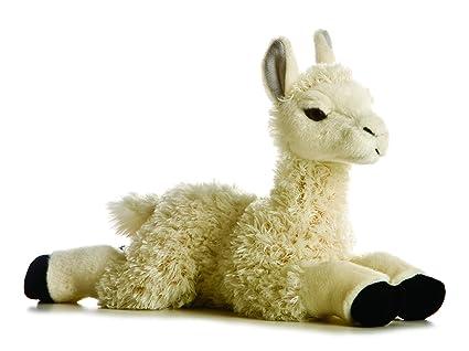 Amazon Com Aurora World Flopsie Plush Llama 12 Toys Games