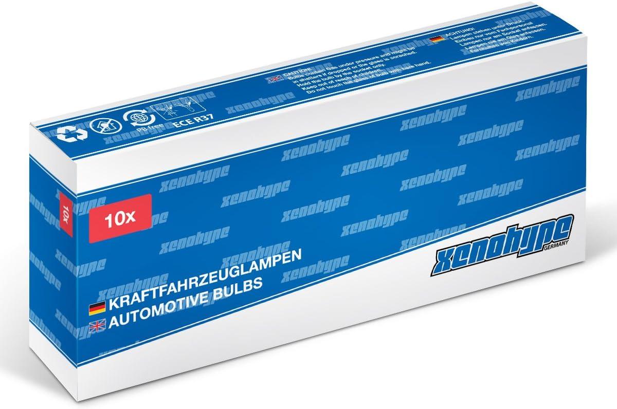 10x Xenohype Premium Soffitte 24v 5w C5w Sv8 5 37mm Lkw Auto
