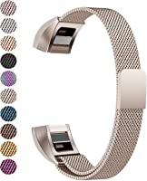 for Fitbit Alta Band, Fitbit Alta HR Bands, Soulen Milanese Replacement Metal Band for Fitbit Alta/Fitbit/Fitbit Bands/Fitbit Alta Accessories/Fitbit Alta Band