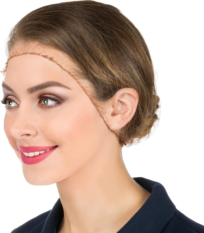 AMAZING Disposable Nylon Hair Nets 22