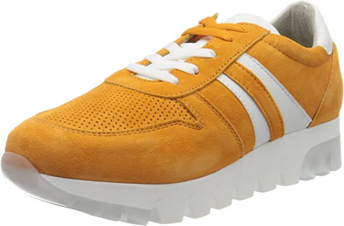 Tamaris Sneakers 23750-24 Damen Orange Suede
