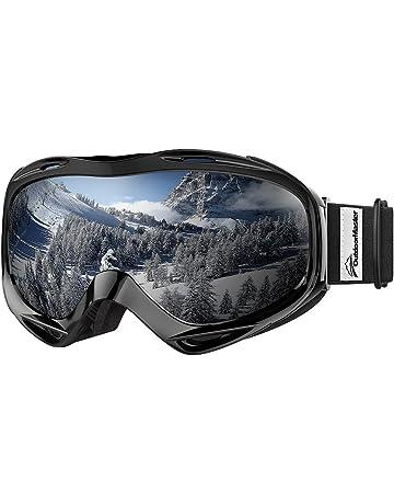 446f0754702d OutdoorMaster OTG Ski Goggles - Over Glasses Ski Snowboard Goggles for Men