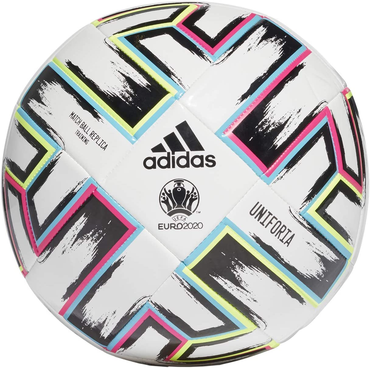adidas Men's UNIFO TRN Soccer Ball -
