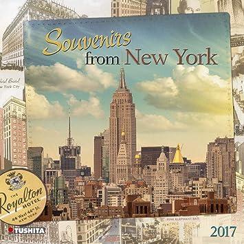 Calendario 2017 recuerdos de Nueva York - Estatua de la ...