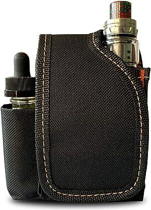 SHURUN Vape Case Accessories Multipurpose Hip Waist Belt Bag, Vapor Pouch for Travel Carrying Bag Holder(Case Only)