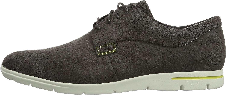 Zapatos de Cordones Brogue para Hombre Clarks Denner Motion