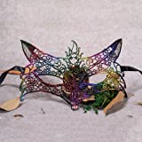 Halloween Cosplay Lace Eye Mask for Masquerade Party