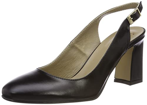Womens Nirma Closed Toe Heels, Black (Nero 101), 6.5 UK No? Antwerp