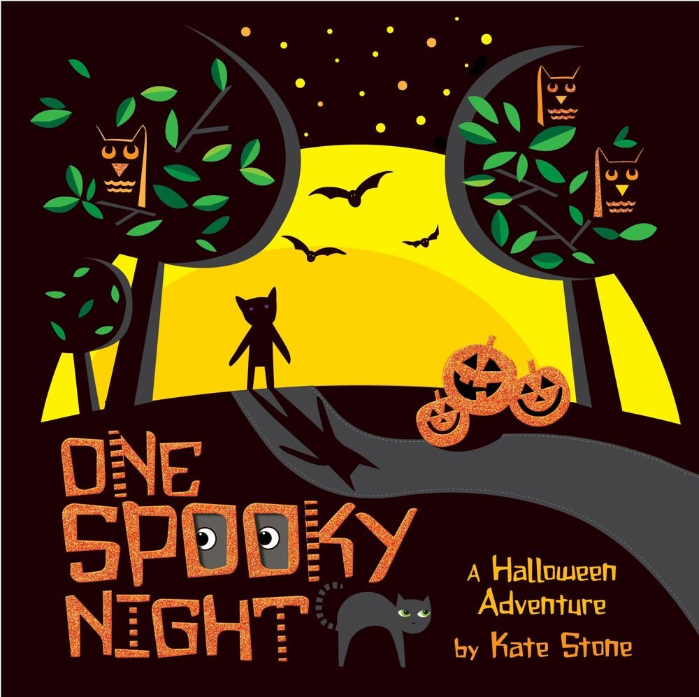 One Spooky Night: A Halloween Adventure: Kate Stone, Accord ...