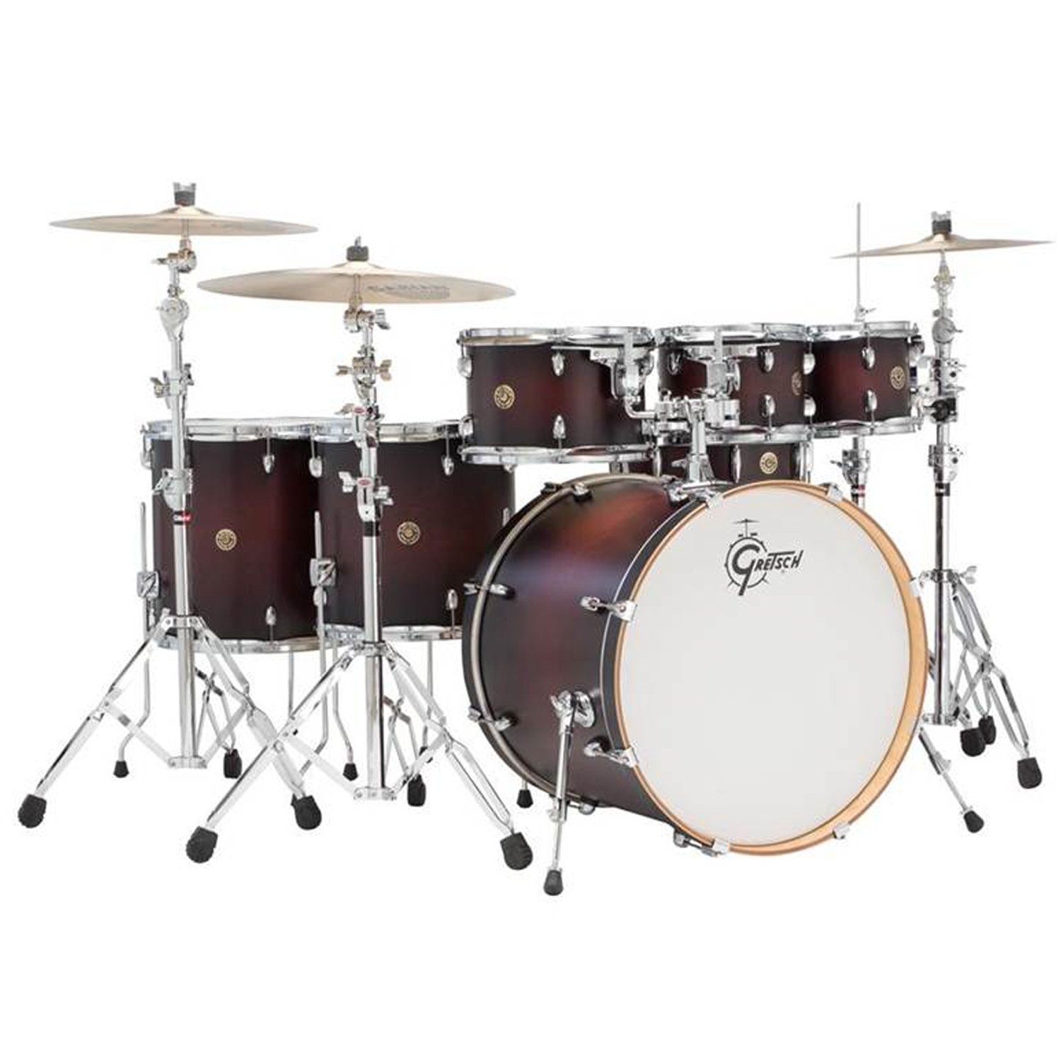 Gretsch Catalina Maple 7-Piece Drum Kit