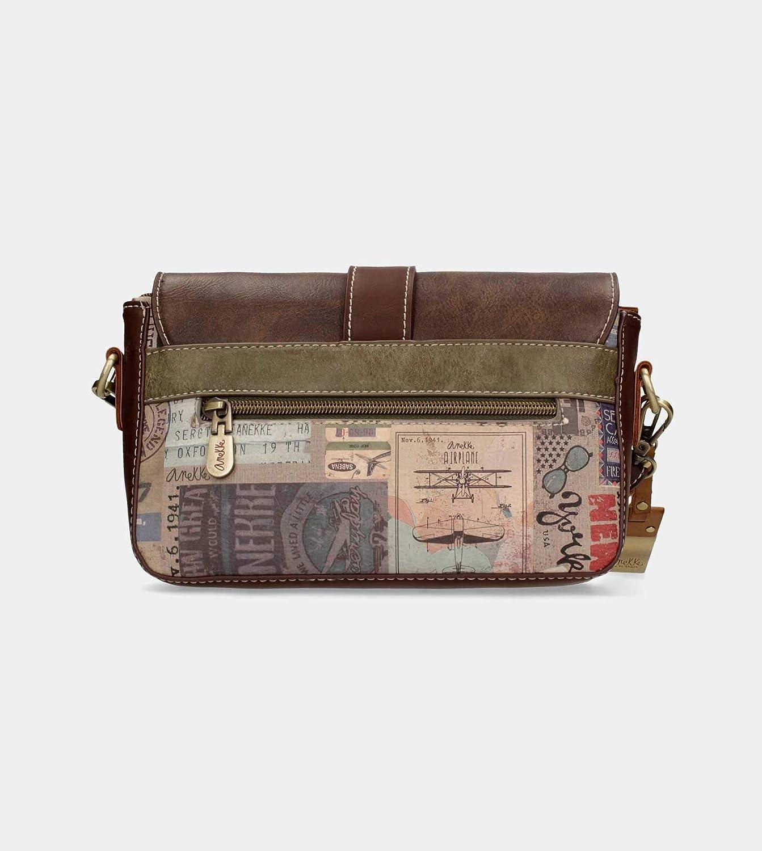 SANY BAGS S.L. Bolso bandolera Anekke Aviador: Amazon.es: Zapatos y complementos