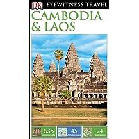 Cambodia & Laos (DK Eyewitness Travel Guides)