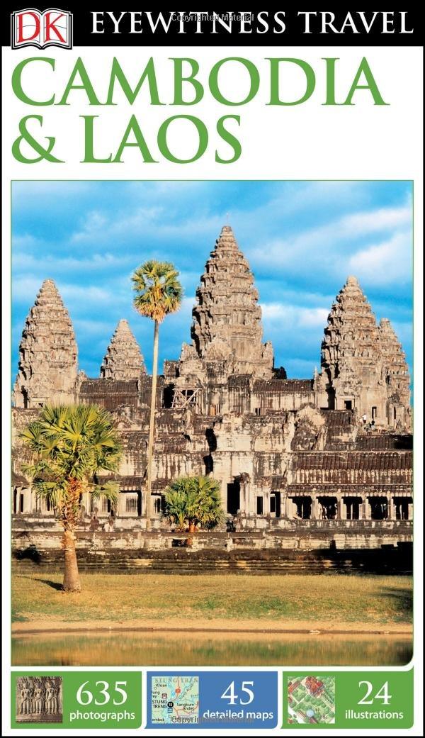 DK Eyewitness Travel Guide Cambodia