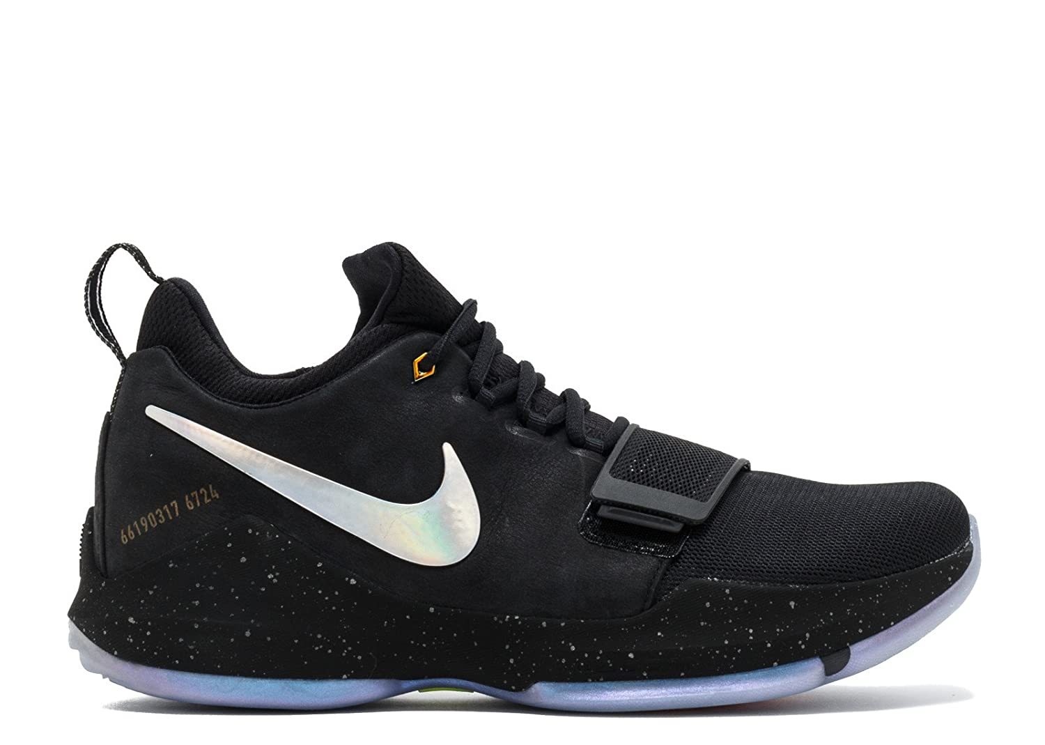 the best attitude a2811 7991e Amazon.com   Nike PG 1 TS Prototype Mens Hi Top Basketball Trainers 911082  Sneakers Shoes   Basketball