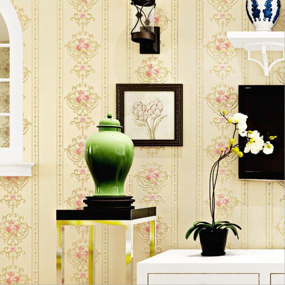 New Wallpapers Non-woven Wallpaper 3D Wallpaper Living Room Bedroom ...