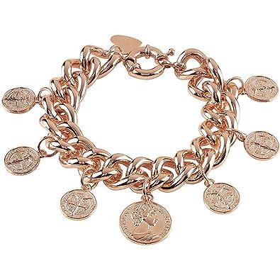 Bliss Armband Damen Schmuck Münzen Klassische Cod 20075514 Amazon