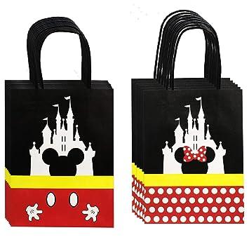 Amazon.com: QMZ - Bolsas de regalo con asa para fiestas de ...