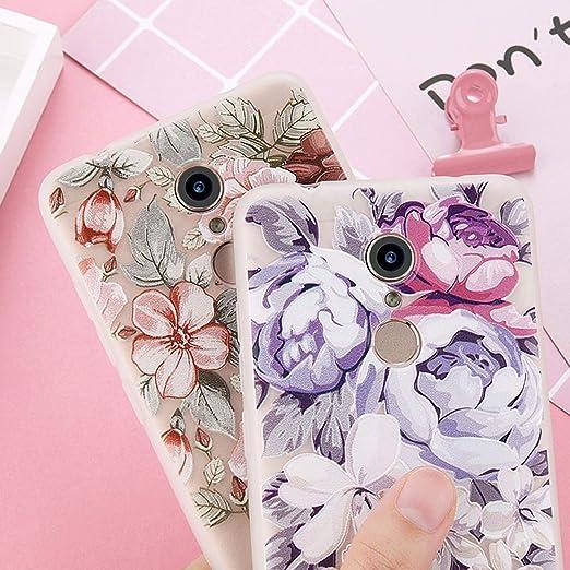 Amazon.com: 3D Flower Phone Case for Xiaomi Pocophone F1 8 8 ...