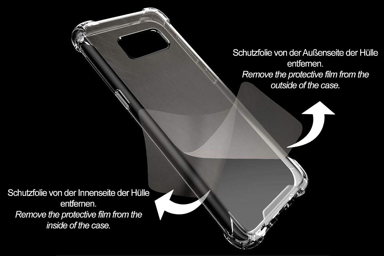 Coque pour Smartphone /à Porter au Cou mtb more energy/® Collier pour Huawei P40 Lite 5G - Noir//Or Nova 7 Se Anti Shock TPU PC /Étui /à bandouli/ère Cordon 6.5