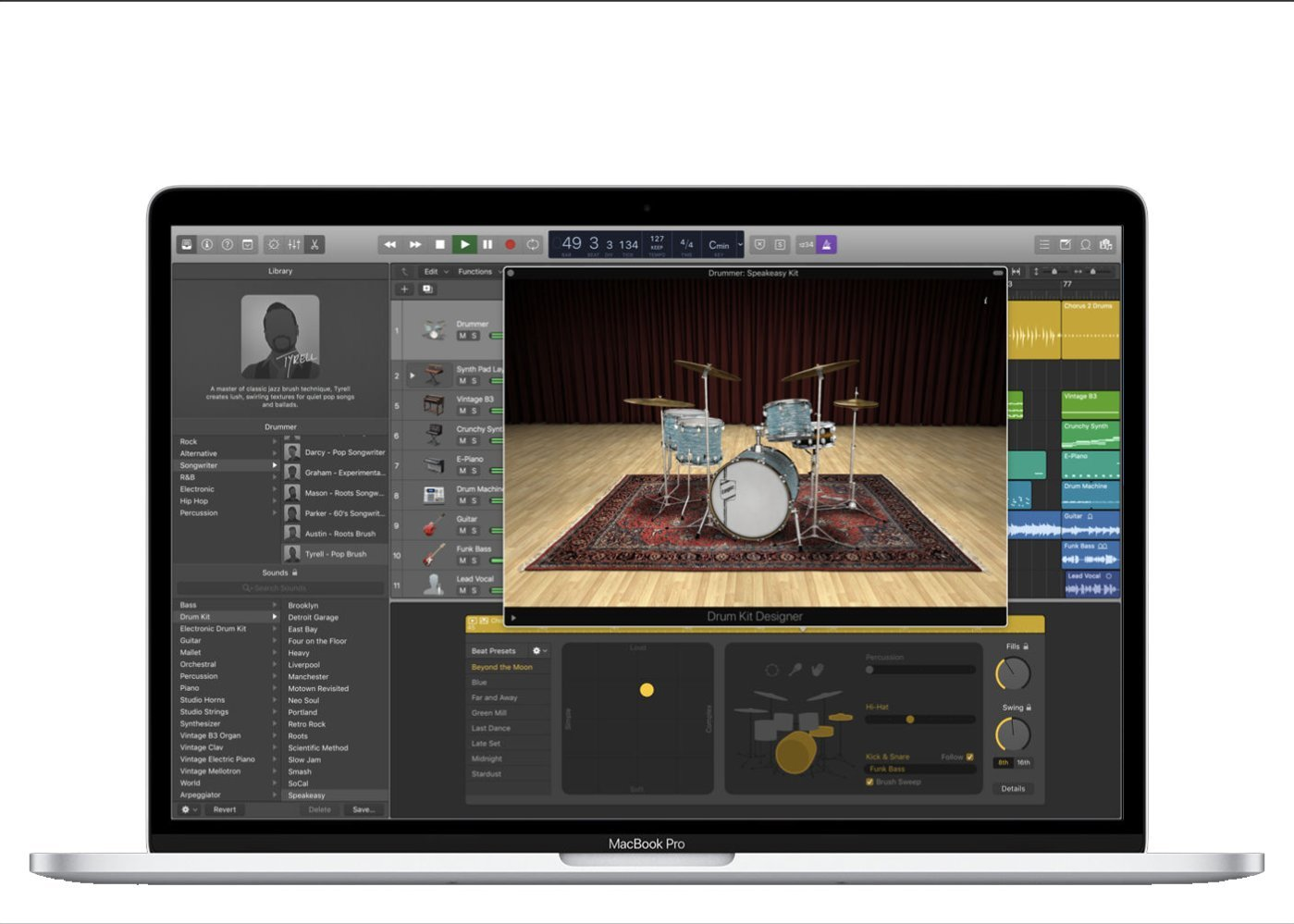 Logic Pro X by Apple