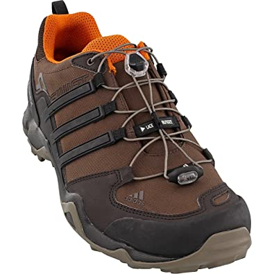 f336ba085 adidas outdoor Men s Terrex Swift R Brown Black Simple Brown 8 ...